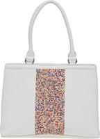 Esbeda Messenger Bag(White)