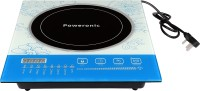 Poweronic PR-213 Induction Cooktop(Blue, Touch Panel)