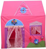 Paradise Latest Jumbo Size Queen Palace Tent House for Kids(Multicolor)