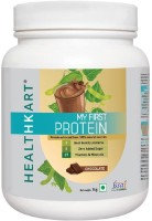 HealthKart My First Protein (Chocolate, 1KG)
