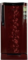 Godrej 192 L Direct Cool Single Door 4 Star Refrigerator(Wine Spring, RD EDGE DIVA 192 PDS 4.2)