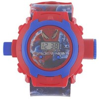 Good Friends PROJECTOR SPIDER MAN Watch  - For Boys