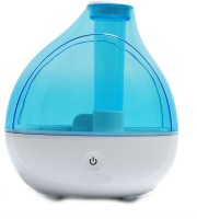 View Shrih Ultrasonic Humidifier Cool Mist With Night Light Portable Room Air Purifier(Blue, White) Home Appliances Price Online(Shrih)