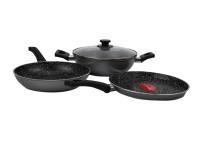 Pigeon Essentials Induction Bottom Cookware Set(Aluminium, 1 - Piece)