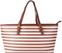 Giordano Hand-held Bag(Brown, White)