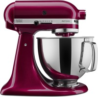 KitchenAid 5KSM150PSBBX 300 Mixer Grinder(Bordeaux, 1 Jar)