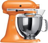 KitchenAid 5KSM150PSDTG 300 Mixer Grinder(Tangerine, 1 Jar)