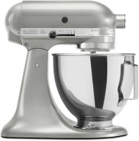 KitchenAid 5KSM150PSDSR 300 Mixer Grinder(White, 1 Jar)