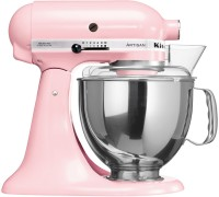 KitchenAid 5KSM150PSDPK 300 Mixer Grinder(Pink, 1 Jar)