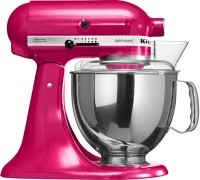 KitchenAid 5KSM150PSDRI 300 Mixer Grinder(Raspberry Ice - Double coat, 1 Jar)