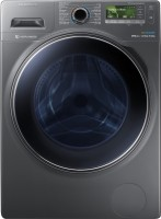 Samsung 12 kg Fully Automatic Front Load Washing Machine Grey(WD12J8420GX/TL)