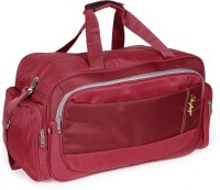 Skybags Cardiff (E) 21 inch/53 cm Duffel Strolley Bag(Red)
