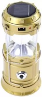View Kumar Retail solar c204 Emergency Lights(Golden) Home Appliances Price Online(kumar Retail)
