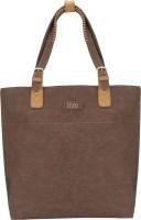 D'oro Hand-held Bag(Brown)