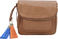 D'oro Messenger Bag(Tan)