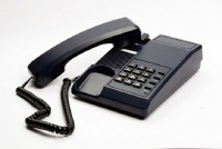 View Attitude BT-B11 Landline Phone Cordless Landline Phone with Answering Machine(Black) Home Appliances Price Online(Attitude)