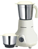 Super Max BULLET 550 Mixer Grinder(White, 2 Jars)