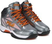 Fila ZONE BasketBall Shoes For Men(Grey)