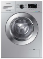 Samsung 6 kg Fully Automatic Front Load Washing Machine Silver(WW60M226K0S/TL)