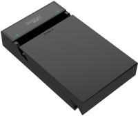 QuantumZERO Lay Flat QZ-HD01 USB 3.0 SATA Hard Drive Dock(Black)