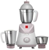Cello Swift 500 W Mixer Grinder(Pink, 3 Jars)