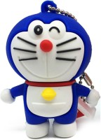 View NOVADAB Cartoon Doraemon Wink 32 GB Pen Drive(Blue) Price Online(NOVADAB)