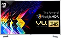 Vu 109cm (43 inch) Ultra HD (4K) LED Smart TV(43S6575)