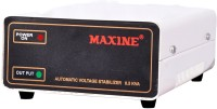 maxine 500watts Voltage Stabilizer for LED TV Upto 32 inches With 5 - Year Warranty ( 100% Copper )(White)