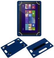 ACM Back Cover for Dell Venue 10 Pro Z3735f(Blue, Grip Case, Artificial Leather)
