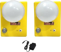 View KAKA JI TWO CHOTA HATHI Solar Lights(Yellow) Home Appliances Price Online(Kaka Ji)