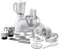 Bajaj FX 11 Food Factory 600 W Food Processor(White)