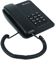 View Binatone S_111 Corded Landline Phone(Black) Home Appliances Price Online(Binatone)