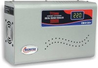 View Microtek 4130-3 VOLTAGE STABILIZER(Grey) Home Appliances Price Online(Microtek)