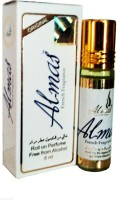 Almas Highly Concentrated Roll-On 8ml Floral Attar(Floral)