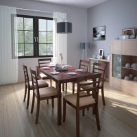 4 Seater & 6 Seater - Dining Sets