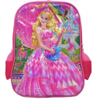 Tinytot Waterproof School Bag(Multicolor, 17 L)