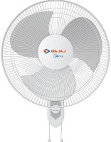 View Bajaj Midea BW 2200mm 3 Blade Wall Fan(White) Home Appliances Price Online(Bajaj)