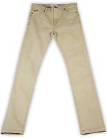 Lee Cooper Juniors Slim Boy's Beige Jeans