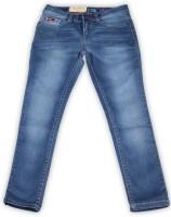 Lee Cooper Juniors Skinny Girl's Blue Jeans