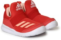 ADIDAS Boys & Girls Velcro Sneakers(Red)
