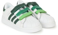 ADIDAS Boys & Girls Velcro Sneakers(Green)