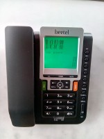 View Beetel Beetel M71G Corded Landline Phone(Grey Black) Home Appliances Price Online(Beetel)