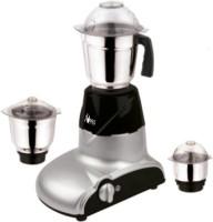 Apex Eco Plus Metalica 550 W 230 Juicer Mixer Grinder(Grey, Black, 3 Jars)