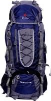 GRANDIOSE 75L Thread Model Navy Blue Hiking Backpack / Rucksack Bags (GTB67503NB) Rucksack - 75 L(Blue)