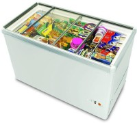 View Voltas 50ltr SD GSL Glass Top Freezers 50 L Compact Refrigerator(White) Home Appliances Price Online(Voltas)