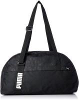 Puma Core Active Sportsbag M Gym Bag(Black)