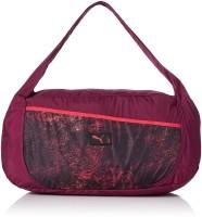 Puma Studio Barrel Bag Gym Bag(Purple)