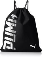 Puma PUMA Pioneer Gym Sack Gym Bag(Black)