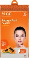 VLCC Papaya Fruit Facial Kit 300 g(Set of 5)