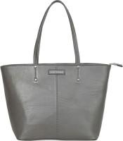 Justanned Hand-held Bag(Grey)